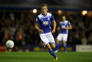 Birmingham have appealed against the red card shown to midfielder Maikel Kieftenbeld during the 1-1 draw at Brentford on Tuesday.