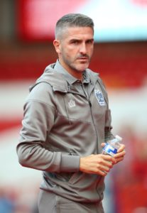 Ryan Lowe admitted his disappointment after Bury failed to secure a comeback win at Crewe despite carving out a string of second-half chances.
