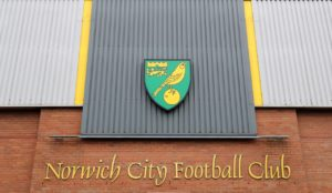 Norwich have confirmed the departure of managing director Steve Stone.