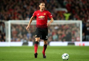Manchester United midfielder Nemanja Matic may miss out against Chelsea after picking up an unspecified injury problem.