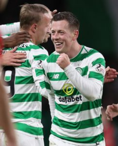 Callum McGregor insists Celtic have to quickly shrug off their Europa League disappointment in Salzburg to take care of domestic duties in Perth.