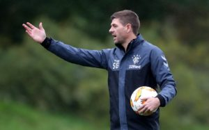 Rangers boss Steven Gerrard has told Brighton they will have to pay an 'awful lot of money' to prise captain James Tavernier away.