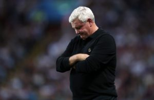 Aston Villa have confirmed manager Steve Bruce and his coaching staff have been sacked.