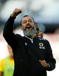 Wolves boss Nuno Espirito Santo has praised Rui Patricio's focus as a £15million deal with Sporting Lisbon edges closer.