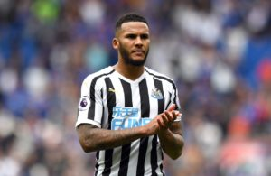Federico Fernandez believes Newcastle United team-mate Jamaal Lascelles has the ability to play for England one day.