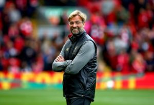 Jurgen Klopp has admitted he doesn't know when Liverpool's trophy drought will end but he is 'sure' he can guide the club to glory.