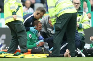 Glenn Murray has been discharged from hospital after being knocked unconscious during Brighton's 1-0 win at Newcastle.