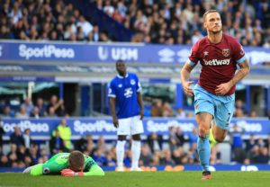 Jack Wilshere feels West Ham team-mate Marko Arnautovic is as good as anyone he has played with throughout his career.