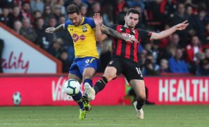 Eddie Howe admitted Bournemouth were well below their best against Southampton, but says a point was probably a fair result.