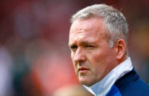 New Ipswich Town boss Paul Lambert is ready to give his all for the club after taking over from the axed Paul Hurst.