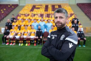 Motherwell manager Stephen Robinson has told his players they can still ensure they have a decent start to the season.