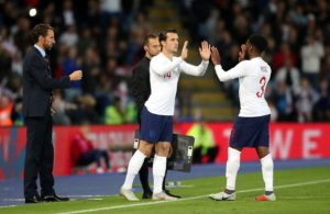 Leicester's Ben Chilwell has been called into the England squad as a replacement for the injured Luke Shaw, the Football Association has announced.