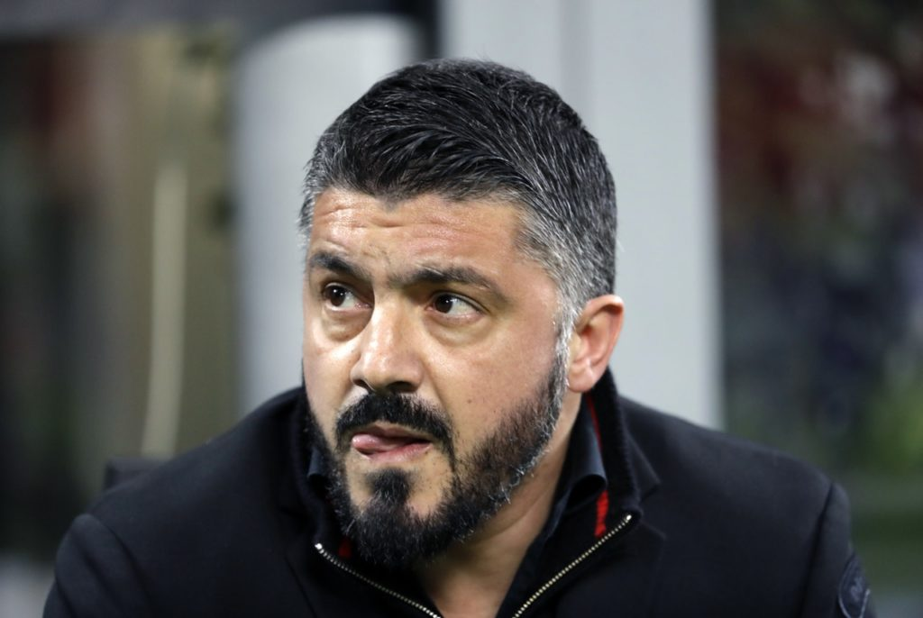 Milan coach Gennaro Gattuso is confident his team can kick on after they ended their winless run against Sassuolo.