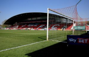 Fleetwood Town wrote a new chapter in their history books as they beat Blackpool in the league for the first time thanks to 3-2 win at Highbury.