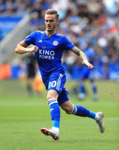 Aidy Boothroyd has told James Maddison that he must stay focused as he looks to justify the hype generated by his start at Leicester.