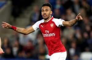 Arsenal could welcome back Aaron Ramsey and Pierre-Emerick Aubameyang when they make the short trip to Fulham on Sunday.