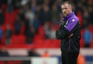 Gary Rowett lost to former club Birmingham for the first time as the Blues secured a 1-0 Sky Bet Championship win at Stoke.