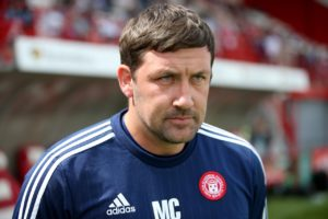 Hamilton boss Martin Canning hailed a strong defensive performance afer his players earned a deserved draw at in-form Kilmarnock.
