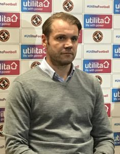 Robbie Neilson has vowed to help former Hearts pupil Billy King rediscover his best form after they were reunited at Dundee United.