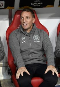 Boss Brendan Rodgers believes Celtic are 'still in with a great chance' in the Europa League despite the 2-0 defeat to RB Leipzig in the Red Bull Arena.