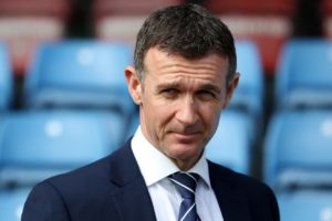 Dundee manager Jim McIntyre called for his players to 'stand up and be counted' against Celtic at Dens Park on Wednesday night.