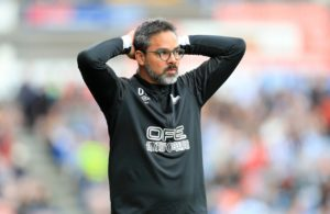 Huddersfield owner and chairman Dean Hoyle says he has no intention of sacking manager David Wagner this season.