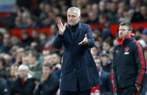 Manchester United boss Jose Mourinho claimed after the 3-2 home victory over Newcastle that he was the subject of a 'manhunt.'