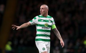 Skipper Scott Brown returns to the Celtic side for the Ladbrokes Premiership clash with Hibernian at Parkhead after recovering from a hamstring injury.