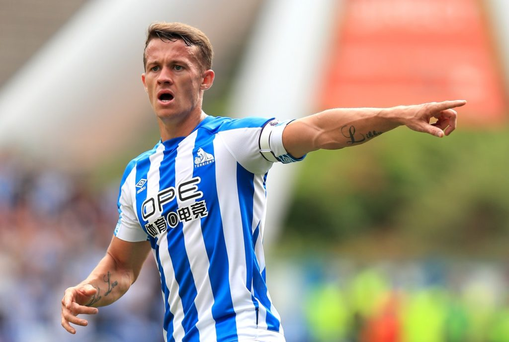 Jonathan Hogg claims Huddersfield need to work on some target practice in the international break to convert chances into goals.