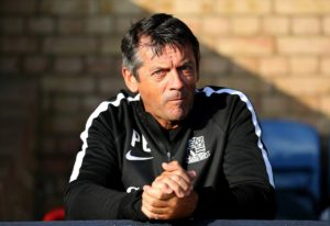 Swindon manager Phil Brown will check on the fitness of leading scorer Michael Doughty before deciding what role - if any - he will play against Cambridge.