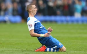 Marcus Maddison is in contention to feature for Peterborough in their Sky Bet League One clash with Accrington following illness and injury.