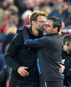David Wagner is hoping Huddersfield can repeat last season's surprise victory over Manchester United when Liverpool come to Town.
