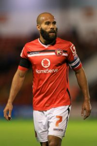 Walsall skipper Adam Chambers remains out until November with a broken foot.