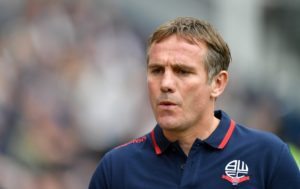 Bolton boss Phil Parkinson was left livid at referee Jeremy Simpson after his side slipped to a 2-0 defeat at Stoke.
