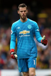 Manchester United goalkeeper David de Gea is being linked with a surprise move to Paris Saint-Germain as doubts remain over his future.
