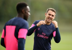 Everton are ready to break the bank to try and lure Arsenal midfielder Aaron Ramsey to Goodison Park at the end of the season.