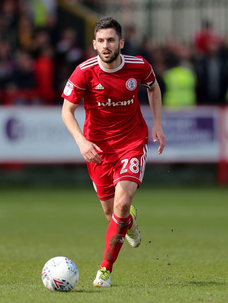 Accrington will be without goalkeeper Connor Ripley and captainSeamus Conneely for their League One clash with Bradford on Saturday.