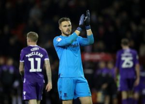 Stoke boss Gary Rowett hailed keeper Jack Butland after his spectacular late save secured a 1-0 win over Bristol City at Ashton Gate.