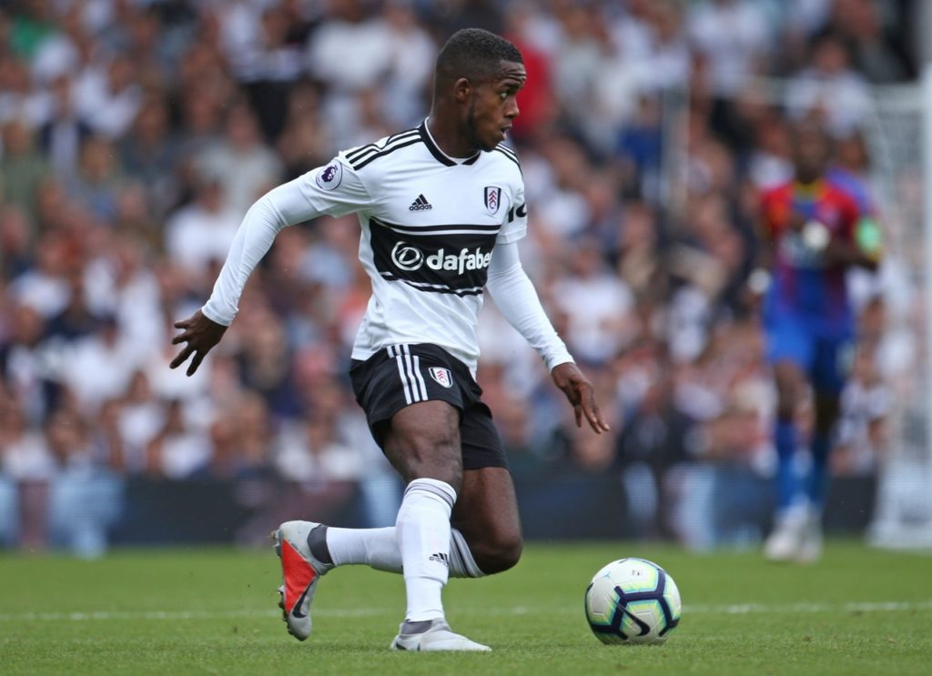 Fulham's Ryan Sessegnon is reportedly on the radar of Gareth Southgate and could be called into the England squad this week.