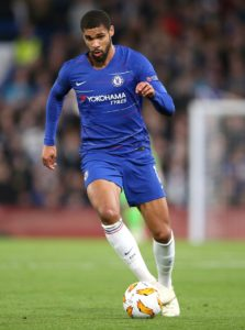Arsenal are reported to be weighing up a swoop for Chelsea midfielder Ruben Loftus-Cheek as a replacement for Aaron Ramsey.