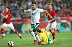 Scott Hogan and Sean Maguire are desperate for a chance to prove they can fill Robbie Keane's sizeable boots.