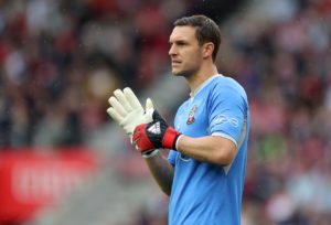 Southampton boss Mark Hughes has a full squad to choose from for the trip to Bournemouth with goalkeeper Alex McCarthy passed fit.