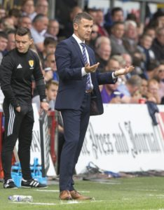Dundee are searching for a new boss after parting company with Neil McCann on Tuesday night.