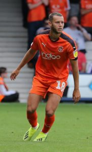 Luton inflicted Walsall's first away Sky Bet League One defeat of the season by winning 2-0 at Kenilworth Road.