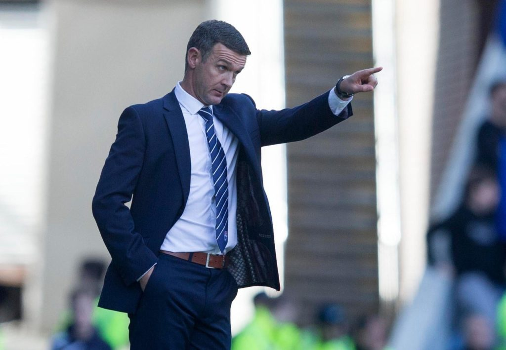 Jim McIntyre insists he will not stand for the mistakes which saw his first game as Dundee manager end in a 4-0 humiliation.