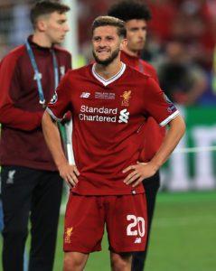 Liverpool boss Jurgen Klopp says having Adam Lallana back is 'the best news' following the midfielder's recovery from injury.