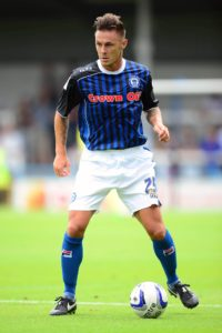 Macclesfield welcome back Michael Rose following suspension for their Sky Bet League Two clash with Notts County.