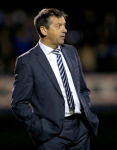 Phil Brown wants his Swindon side to find their clinical edge after they had to fight back to earn a point against Northampton.