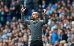 Pep Guardiola called for his Manchester City side to be even more clinical after thrashing Burnley 5-0 at the Etihad Stadium.