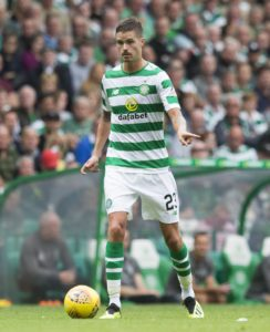 Mikael Lustig knows Celtic must build on last weekend's 6-0 thumping of St Johnstone when they return after the international break.